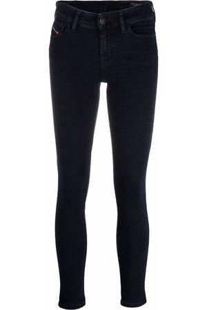 Diesel Mujer Cintura alta - Slandy skinny jeans