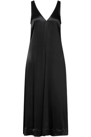 Ganni Mujer Midi - Vestidos a media pierna