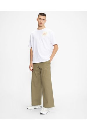 Ted Baker Wide Leg Cropped Chino