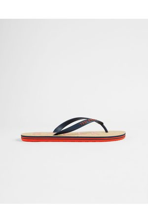 Ted Baker Chanclas Corcho Logo