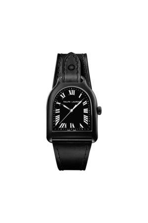 Ralph Lauren Hombre Relojes - Reloj mediano acabado en acero