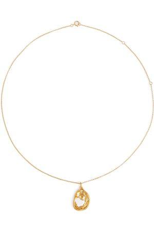 Alighieri Mujer Collares - Collar The Aperture of Twilight bañado en oro de 24 quilates