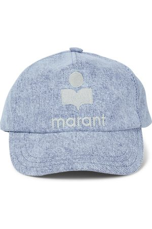Isabel Marant Mujer Gorras - Gorra Tyron de algodón