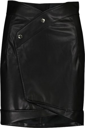 RTA Minifalda Paloma de piel sintética
