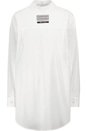 MM6 MAISON MARGIELA Camisa de algodón