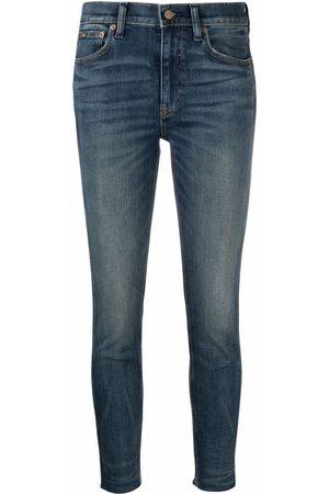 Polo Ralph Lauren High-rise skinny jeans