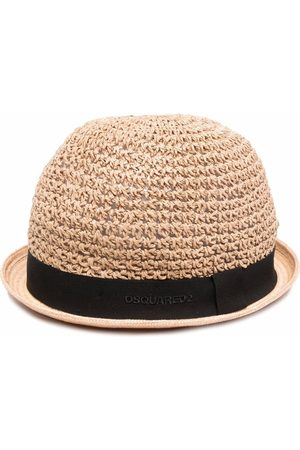 Dsquared2 Woven sun hat