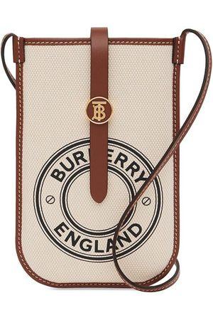 Burberry Funda para teléfono Anne con logo