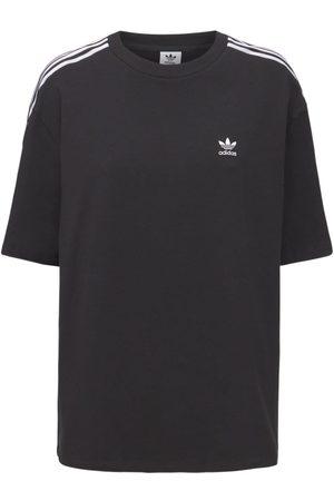 adidas   Mujer Camiseta De Mezcla De Algodón 36