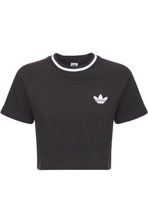 adidas   Mujer Camiseta Cropped 36