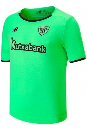 New Balance Camiseta AC Bilbao Segunda Equipación 2021-2022 Niño para mujer