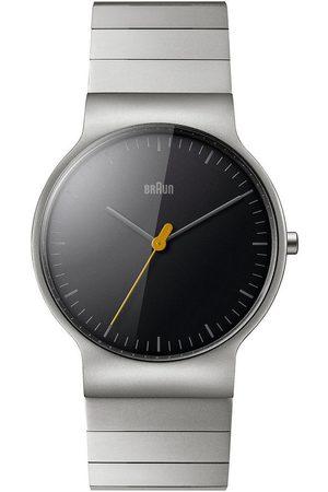 von Braun Reloj analógico Brawn BN0211BKSLBTG, Quartz, 38mm, 3ATM para hombre