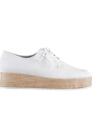 Högl Zapatos Mujer Mody Wedges Blanco Nature para mujer