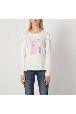 La Morena Camiseta manga larga LA-260589 para mujer