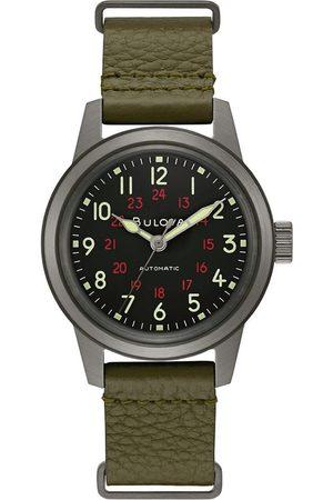 BULOVA Reloj analógico 98A255, Automatic, 38mm, 3ATM para mujer