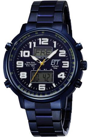 ETT Eco Tech Time Reloj digital Ett EGS-11445-32M, Quartz, 48mm, 10ATM para hombre