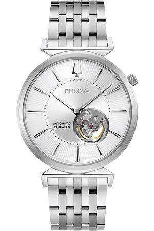 BULOVA Reloj analógico 96A235, Automatic, 40mm, 3ATM para hombre