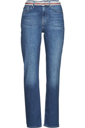 Tommy Hilfiger Jeans NEW CLASSIC STRAIGHT HW A LEA para mujer