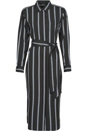 LAUREN RALPH LAUREN Vestido largo RYNETTA-LONG SLEEVE-CASUAL DRESS para mujer