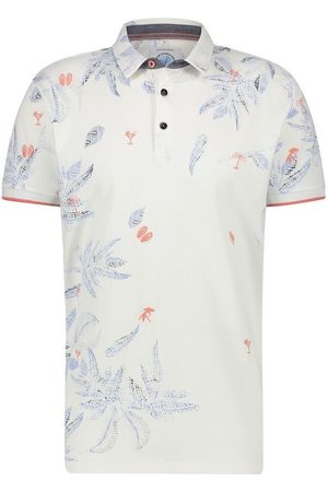A fish named fred Polo embroidery festival para hombre