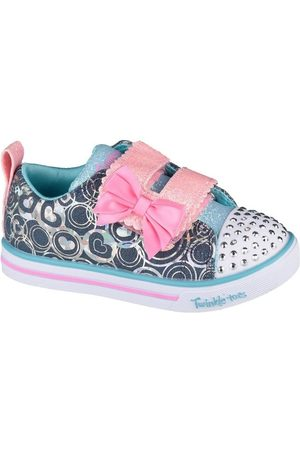 Skechers Zapatillas Sparkle Litelil Heartsland para niña