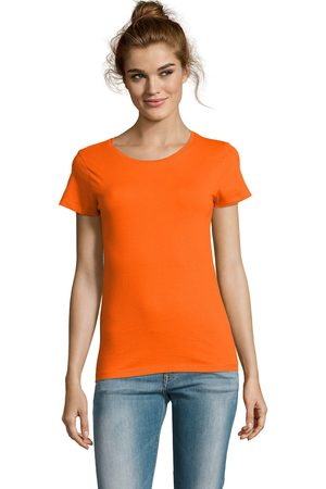 Sols Camiseta CAMISETA DE MANGA CORTA para mujer
