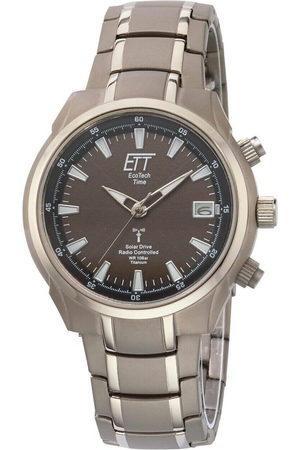 ETT Eco Tech Time Reloj analógico EGT-11340-61M, Quartz, 42mm, 10ATM para hombre