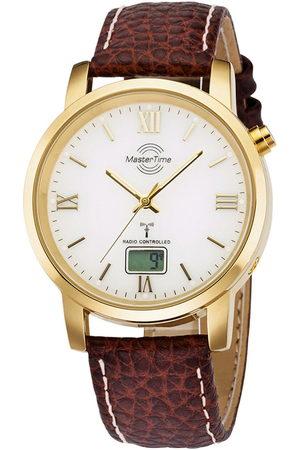 Master Time Reloj analógico MTGA-10298-13L, Quartz, 41mm, 3ATM para hombre