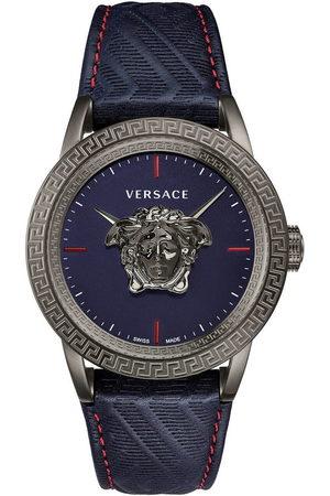 VERSACE Hombre Relojes - Reloj analógico VERD00118, Quartz, 43mm, 5ATM para hombre