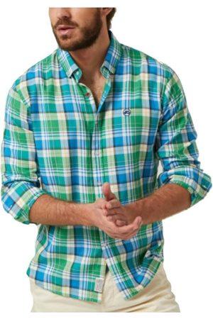 Altonadock Camisa manga larga 121275020014 para hombre