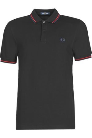 Fred Perry Polo TWIN TIPPED SHIRT para hombre