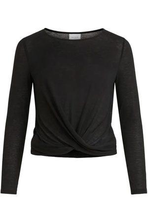 VILA Camiseta manga larga - para mujer