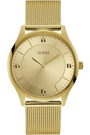 Guess Reloj analógico GW0069G2, Quartz, 44mm, 3ATM para hombre