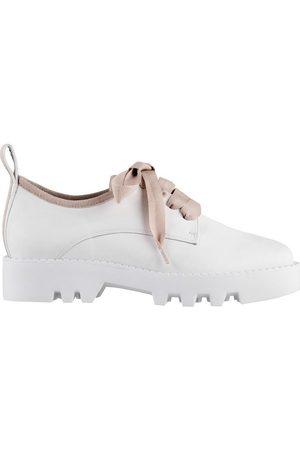 Högl Zapatos Mujer Daddy Cool Tacones bajos Blanc para mujer