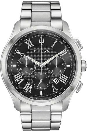 BULOVA Reloj analógico 96B288, Quartz, 47mm, 3ATM para hombre