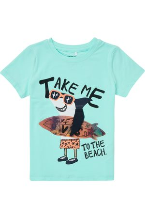 NAME IT Camiseta NMMFANO para niño