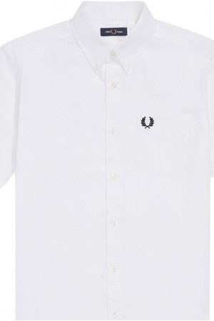 Fred Perry Camisa manga corta M8502-100 para hombre