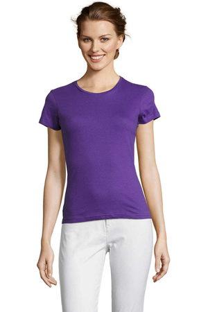 Sols Camiseta Miss camiseta manga corta mujer para mujer