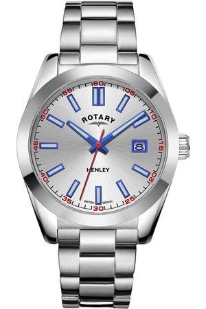 Rotary Reloj analógico GB05180/59, Quartz, 40mm, 10ATM para hombre