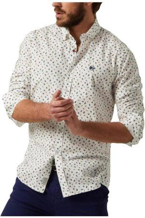Altonadock Camisa manga larga 121275020027 para hombre