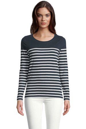 Sols Camiseta manga larga Matelot camiseta mujer manga larga para mujer