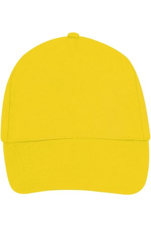 Sols Gorra BUZZ Amarillo para mujer