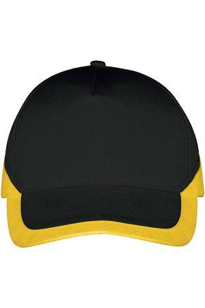 Sols Gorra BOOSTER Amarillo para mujer