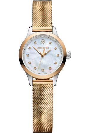 Victorinox Reloj analógico 241879, Quartz, 28mm, 10ATM para mujer