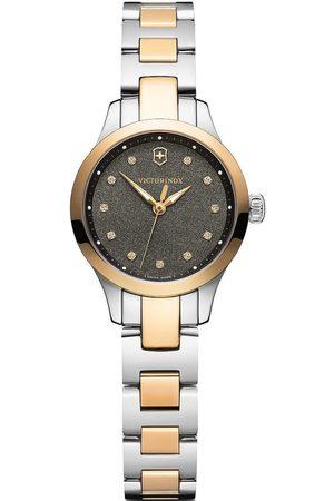 Victorinox Reloj analógico 241876, Quartz, 28mm, 10ATM para mujer