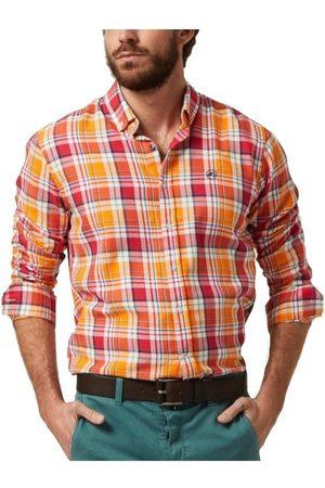 Altonadock Camisa manga larga 121275020015 para hombre