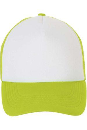 Sols Gorra BUBBLE Blanco Neon para mujer