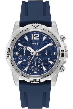 Guess Reloj analógico GW0211G1, Quartz, 45mm, 5ATM para hombre