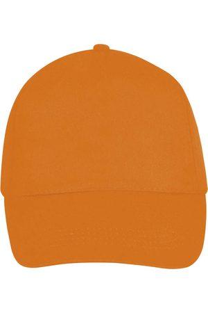 Sols Gorra BUZZ Naranja para mujer
