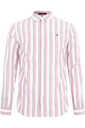 Tommy Hilfiger Camisa manga larga DM0DM10151 TQS para hombre